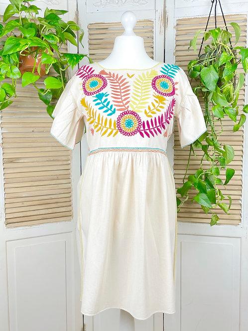 "Margarita dress ""Bold"" - Large size"