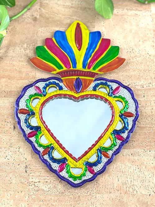Sacred Heart wall mirrors - Medium