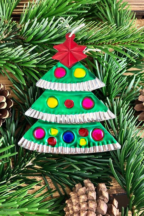 Pino - Christmas Tree Tin ornament