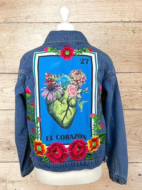 Jeans Jacket - El Corazon size 38