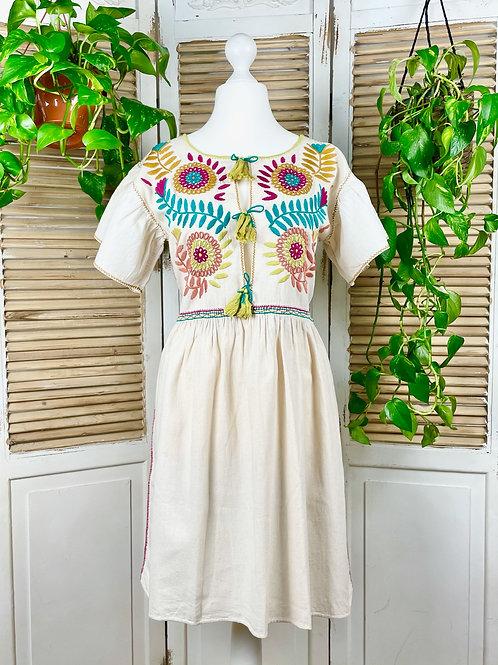 "Margarita dress open  ""Bold"" - Medium size"