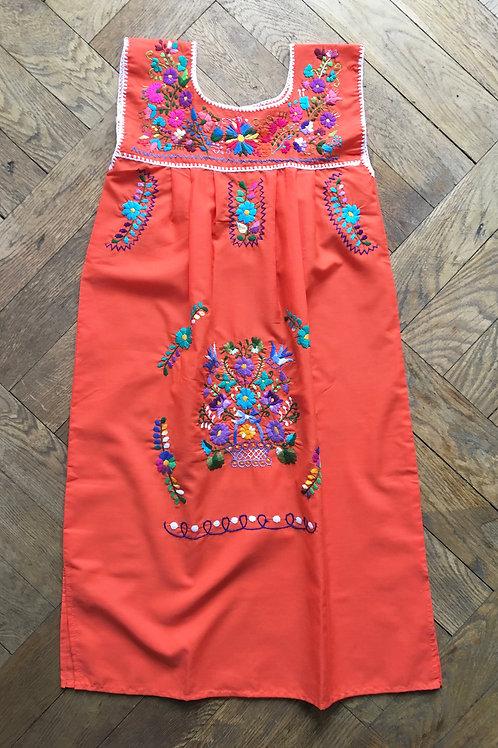 Teen Puebla dress size 8/14 - Nadia
