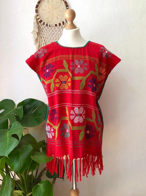 Cotzocon blouse - Geranios