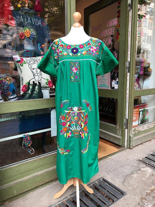 GreenPuebla dress -  Large/Xlarge