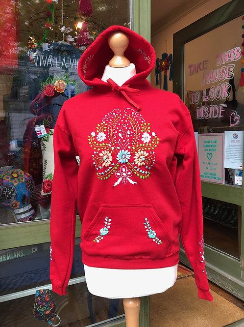 Tehuacan hoodie - Small