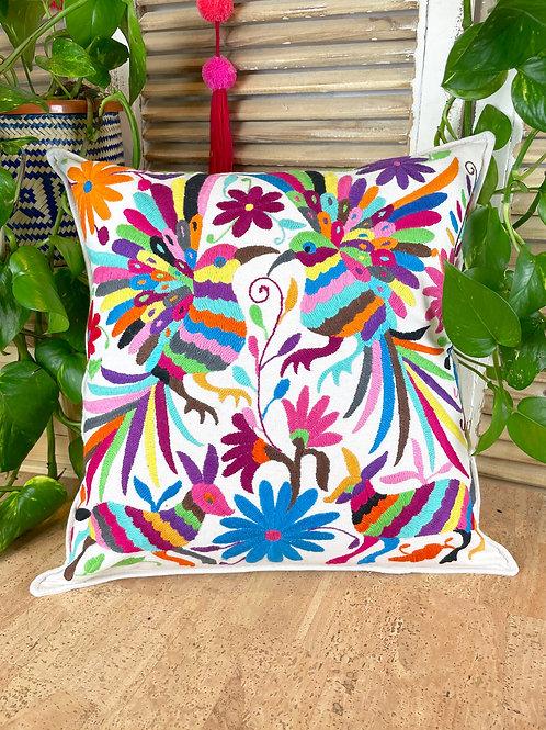 Otomi cushion cover - Multicolor #31
