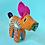 Thumbnail: Handmade wool pig