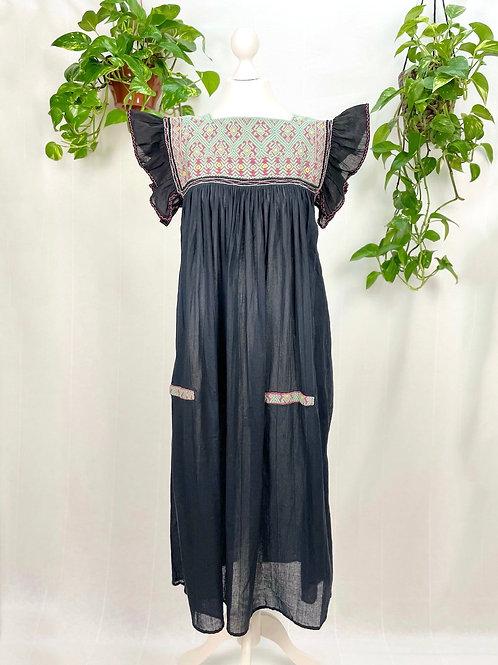 Black III Long dress Andrea - One size fits all