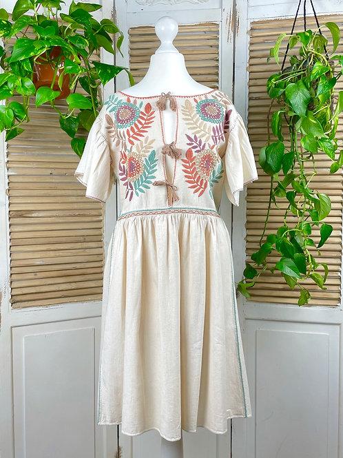 "Margarita dress open  ""Dreamy"" - Small size"