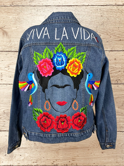 Jeans Jacket - Frida size 34