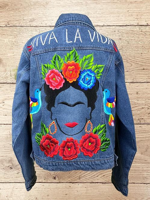 Jeans Jacket - Frida size 36