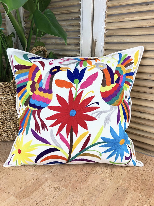 Otomi cushion cover - Multicolor #21