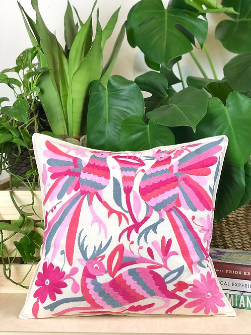 Pink dreams - pillow cover