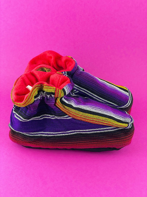 Guatemalan Slippers - Size 38/39
