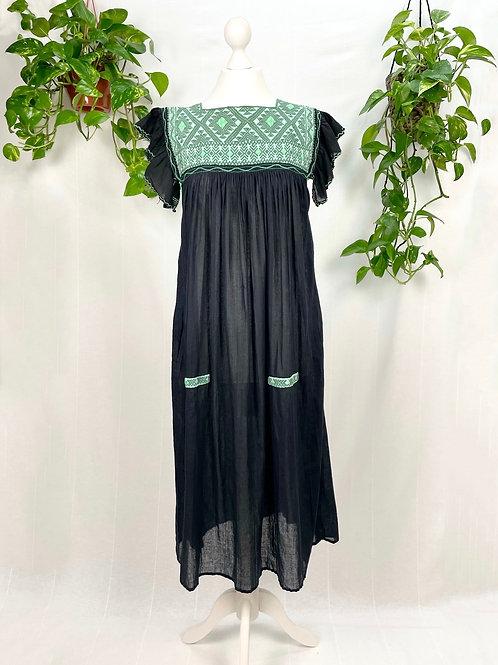 Black II Long dress Andrea - One size fits all