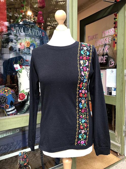 Tehuacan long sleeve t-shirt