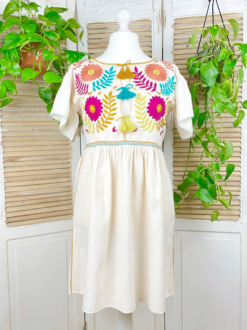 "Margarita dress open ""Bold"" - Large size"