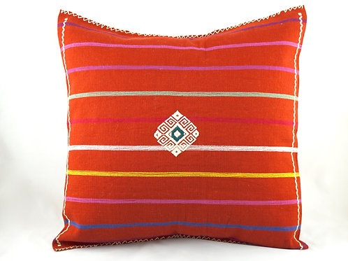 San Andres stripes pillow cover - Various colours