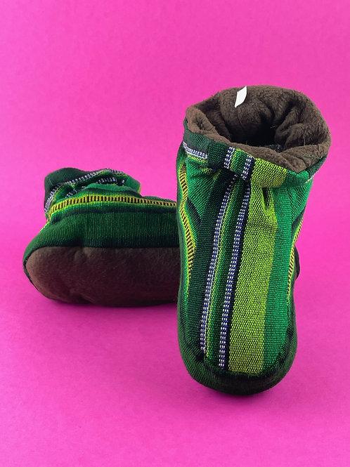 Guatemalan Slippers - Small size / 22.5 cm.