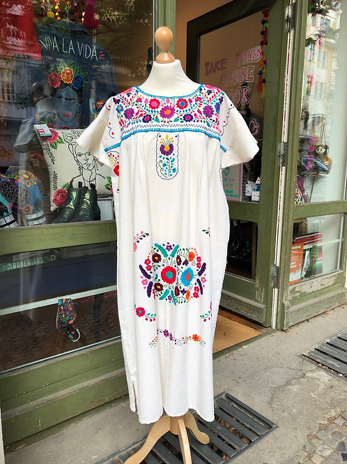 Cotton Puebla dress - XL