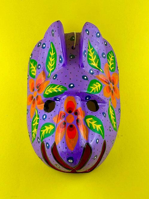 Wooden mask - Kangaroo