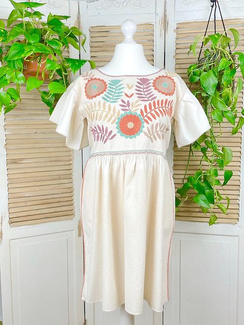 "Margarita dress ""Dreamy"" - Large size"