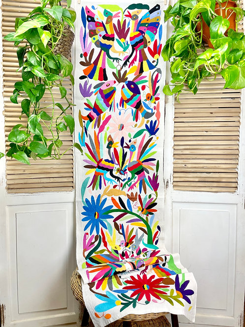 Otomi table runner - Multicolor 3