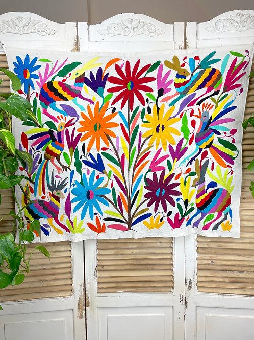 """Otomi piece """"Multicolor Garden"""""""