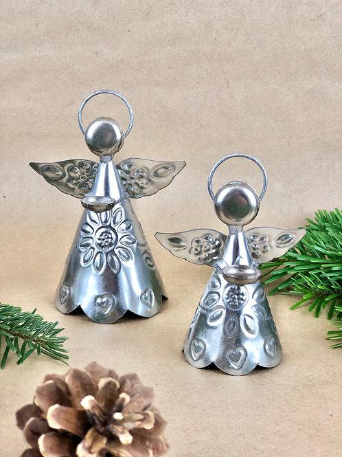 Angelitos - Tin ornament