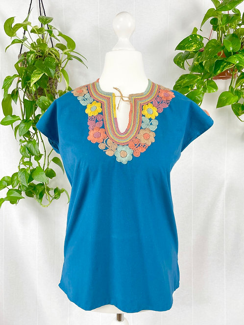 Dominga blouse - Blue