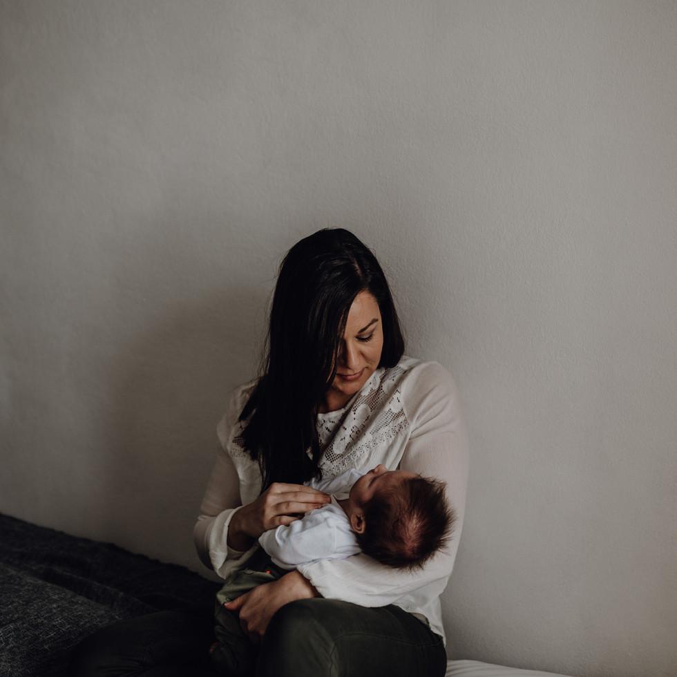 Herznsgschichtn Herznskindershooting Mama Baby Shooting Familienshooting Fotografie Rohrbach Oberösterreich