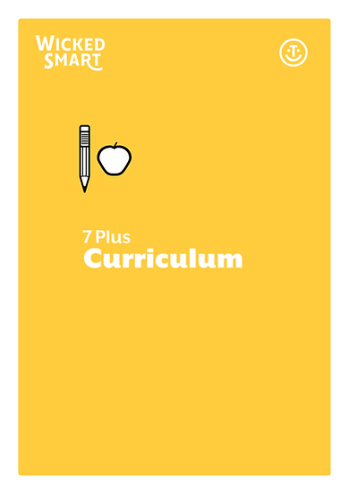 7+ Curriculum