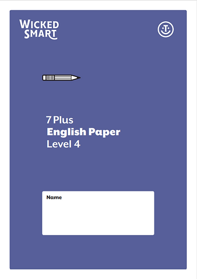 English paper Level 4