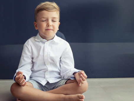 Creating calm: Top 10 mindfulness tips for children