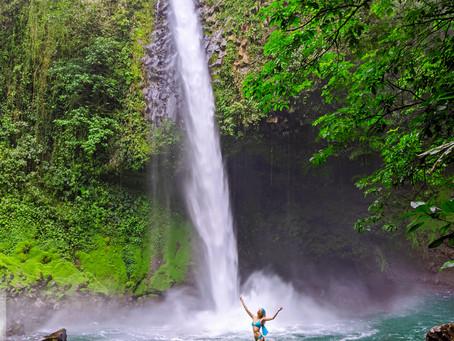Costa Rica Travel: La Fortuna Waterfall