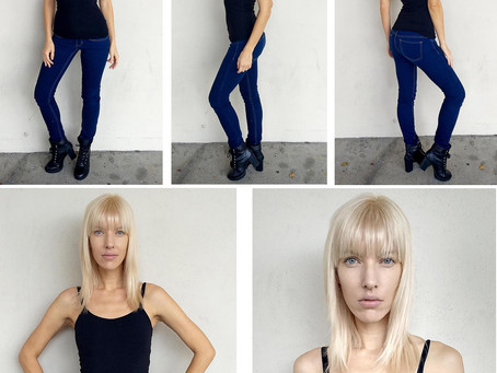 How To Take Model Digitals