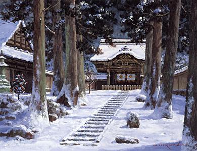 Fukui: Eihei-ji 永平寺