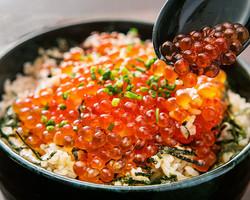 Food: Ikura (Red Caviar)