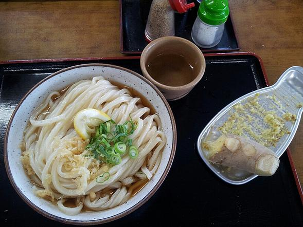 Kagawa Food: Udon