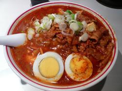 Food: Mouko Tanmen Nakamoto