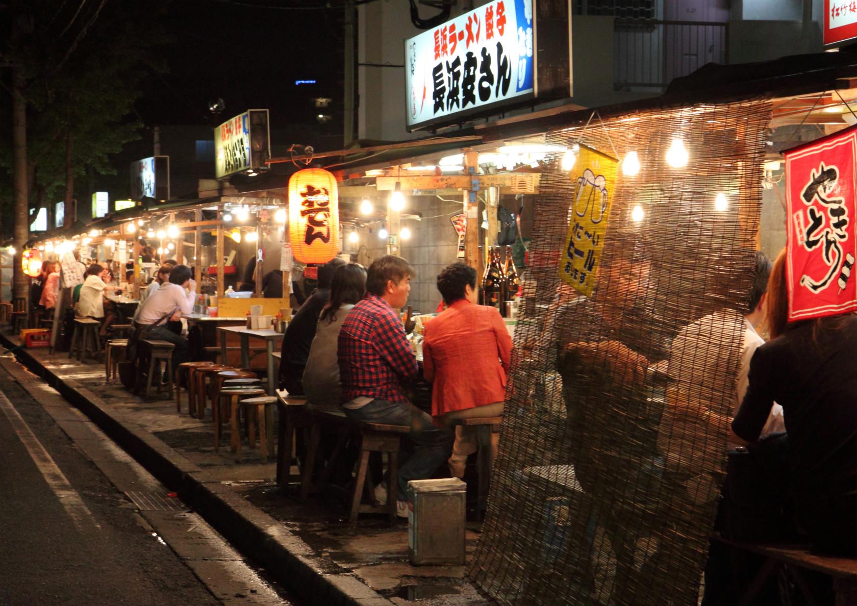 Fukuoka: Yatai (Food stall)