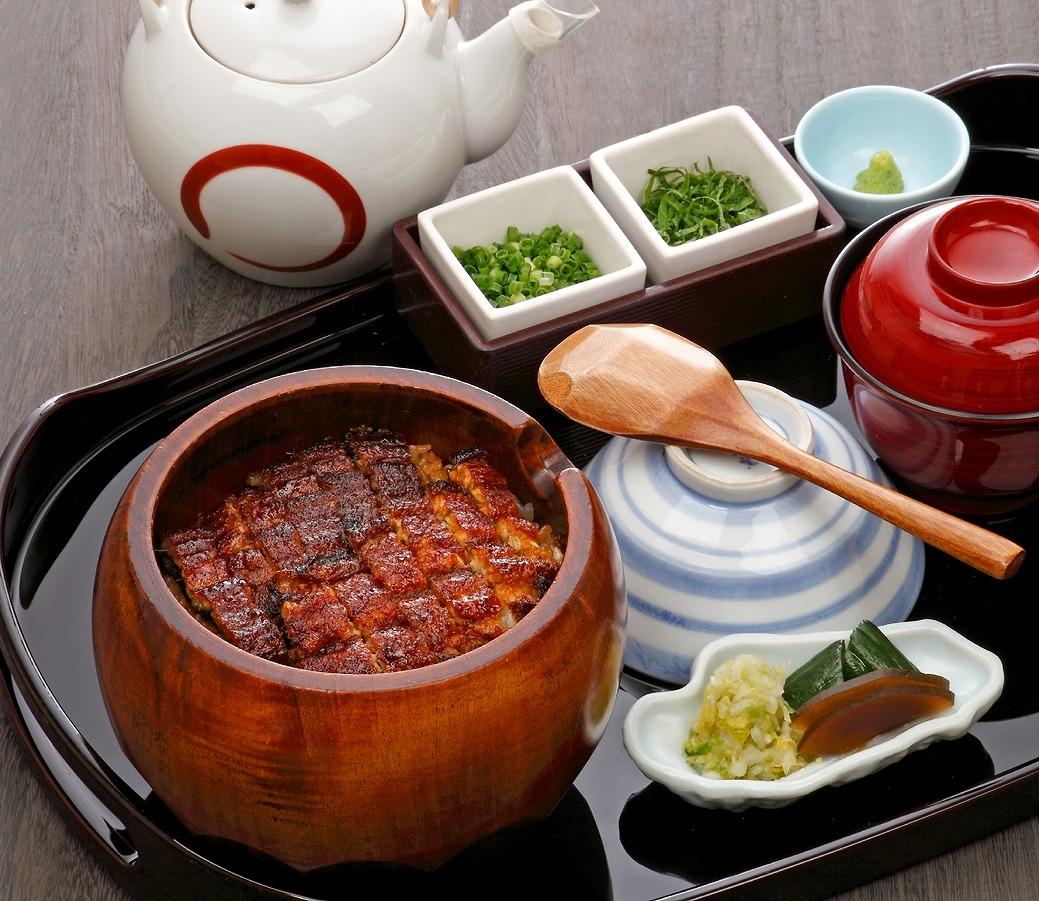 Aichi Food: Hitsumabushi