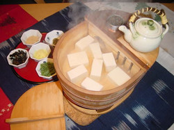 Food: Yu dofu