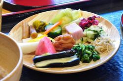 Food: Ochaduke (お茶漬け) at Akoya Chaya