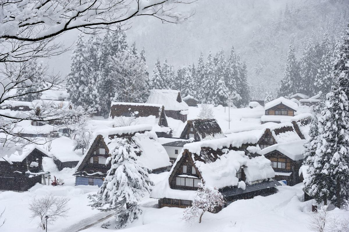 Toyama: Gokayama