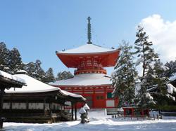 Wakayama: Mount Koya