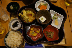 Wakayama Food: Chuou Shokudo Sanpou