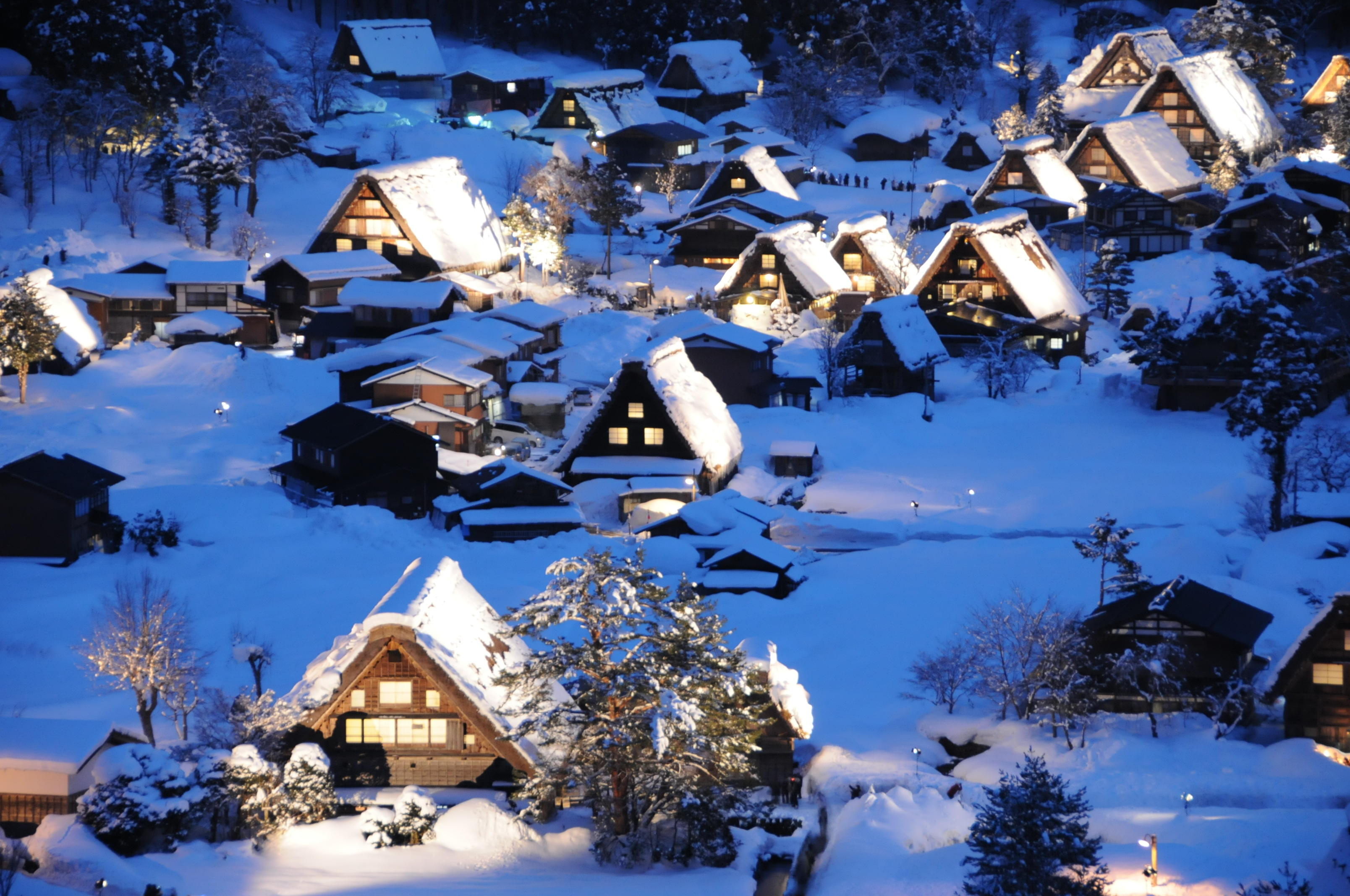 Gifu: Shirakawa-go
