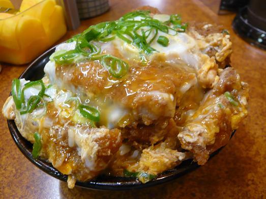 Food: Katsu Don at Yoshibei