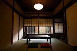 Japanese-style guest house